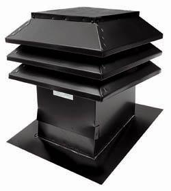 attic ventilation model